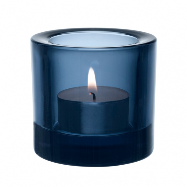 Svícen Kivi, modrý rain