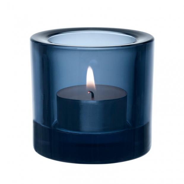 Svietnik Kivi, modrý rain