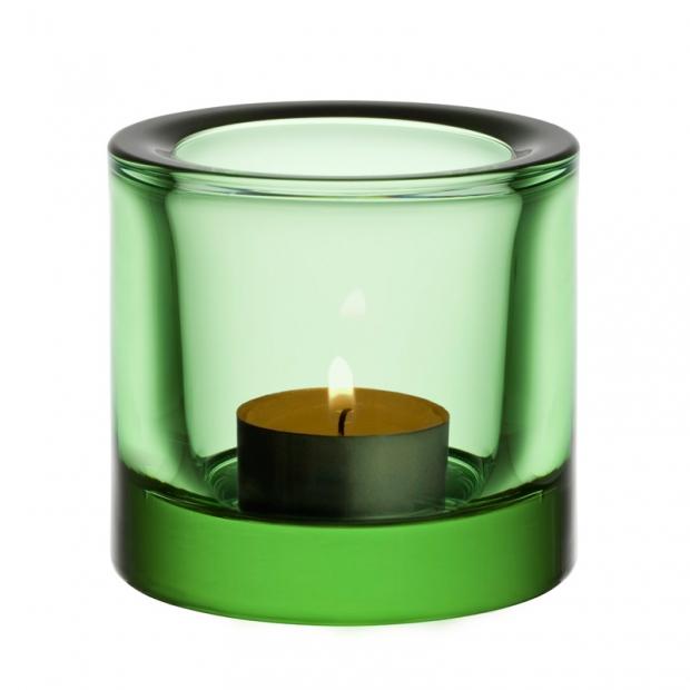Svietnik Kivi, svetlo zelený