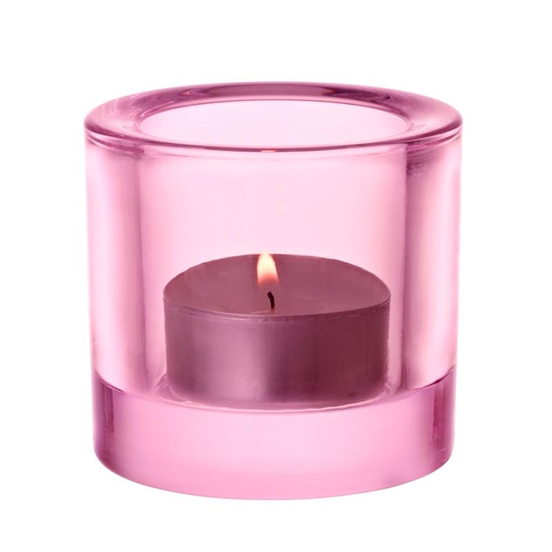 Svícen Kivi, růžový