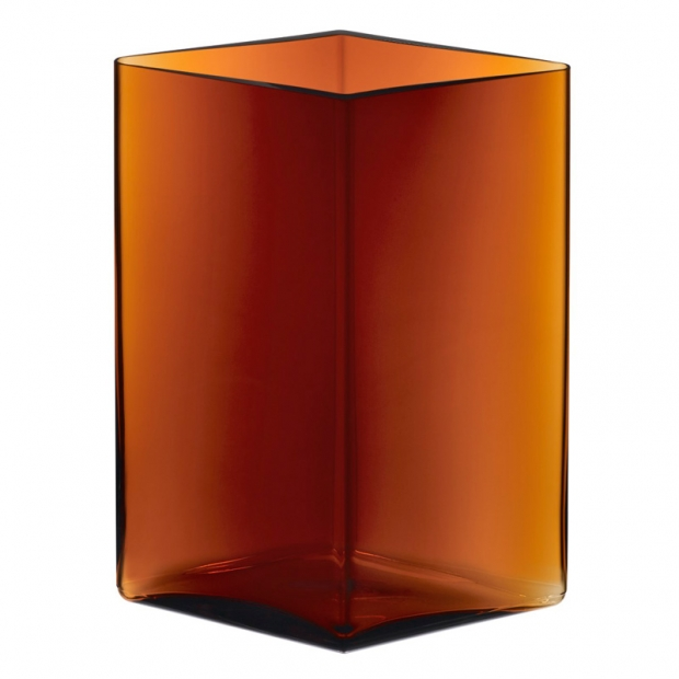 Váza Ruutu 20,5x27, měděná
