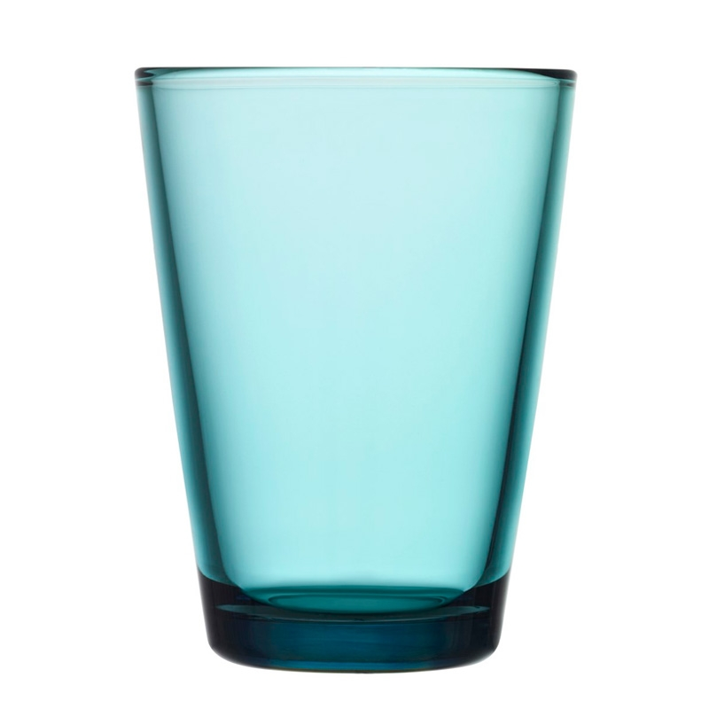 Poháre Kartio 0,4l, 2ks, modré seablue