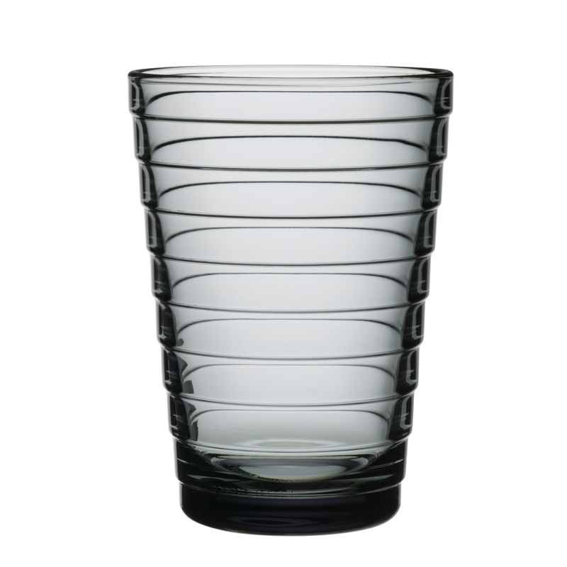 Sklenice Aino Aalto 0,33l, 2ks, šedé