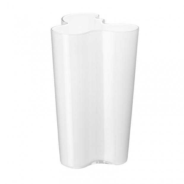 Váza Alvar Aalto 251mm, bílá