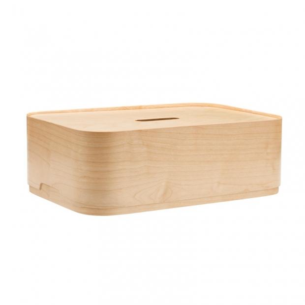 Úložný box Vakka 45x15x30, dřevo