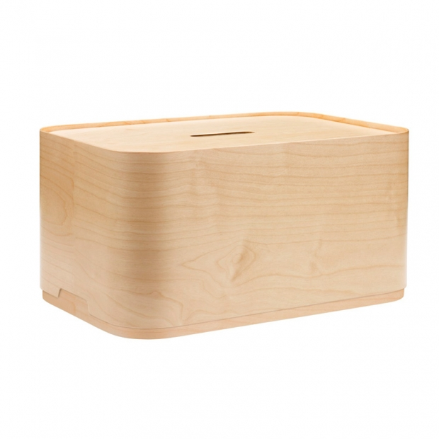 Úložný box Vakka 45x23x30, dřevo