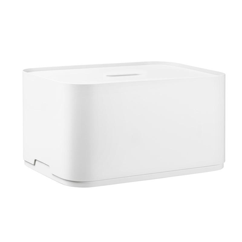 Úložný box Vakka 45x23x30, bílý
