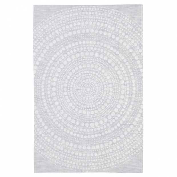 Utěrka Kastehelmi 47x70, šedá