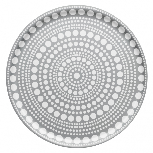 Podnos Kastehelmi 47x70, sivý