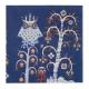 Servítky Taika 33x33, modré