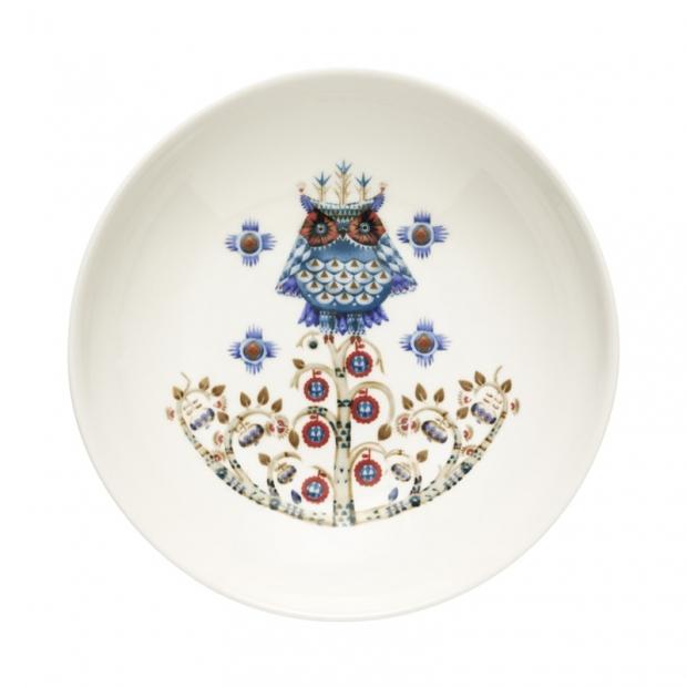 Hlboký tanier Taika 20cm, biely