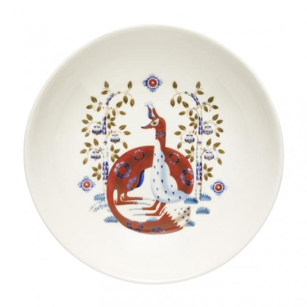 Hlboký tanier Taika 22cm, biely