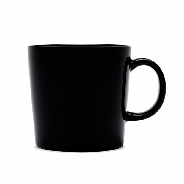 Hrnček Teema 0,3l, čierny