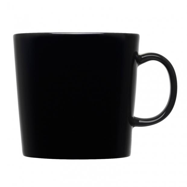Hrnček Teema 0,4l, čierny