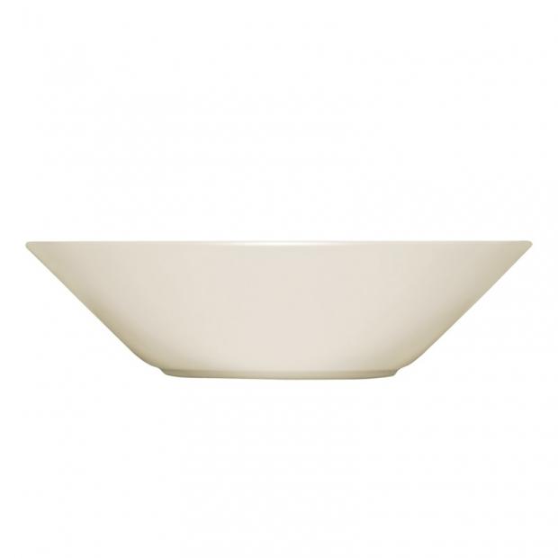 Hlboký tanier Teema 21cm, biely