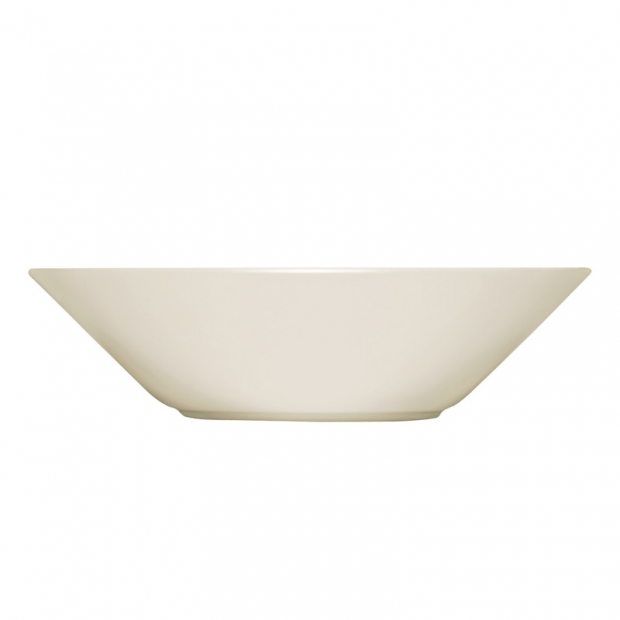 Hluboký talíř Teema 21cm, bílý