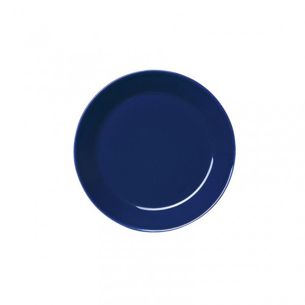 Talíř Teema 17cm, modrý