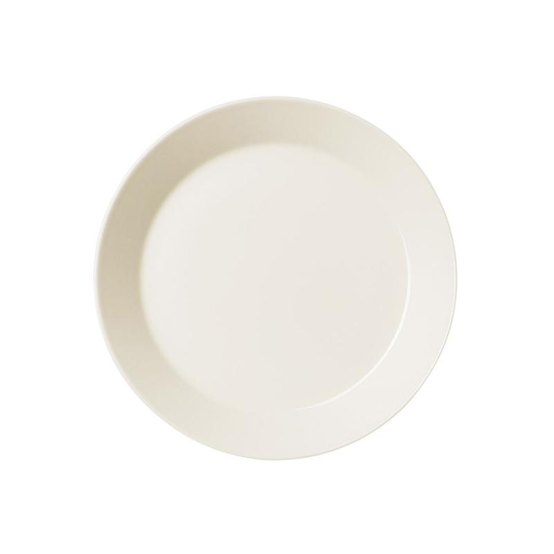 Talíř Teema 21cm, bílý