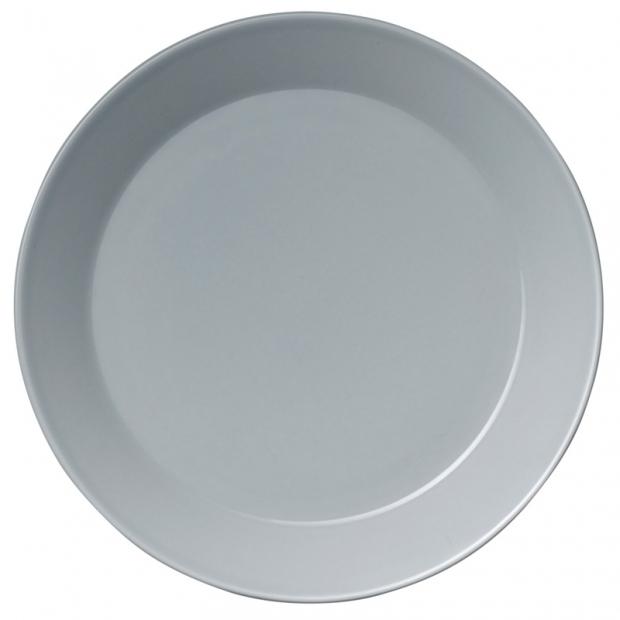 Talíř Teema 26cm, šedý