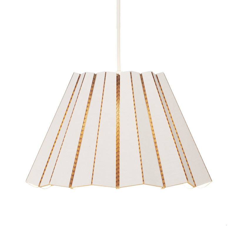 Závěsná lampa No.1 malá, bílá