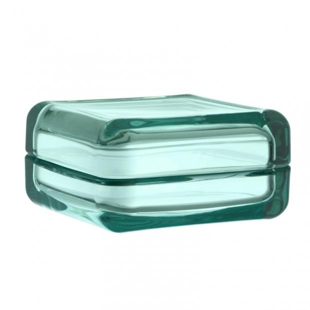 Dóza Vitriini, veľká / zelená water green