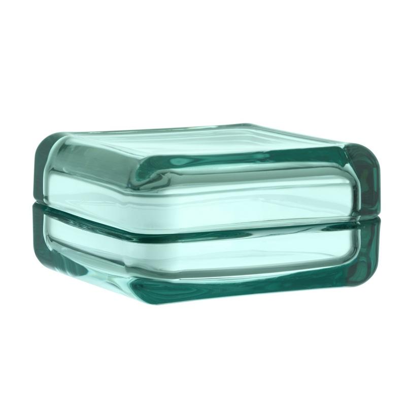 Dóza Vitriini, velká / zelená water green