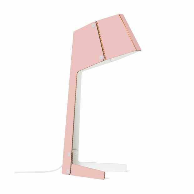 Stolná lampa No.3, flamingo pink