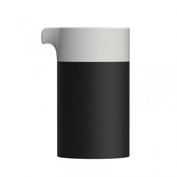 Chladiaca karafa 0,4l, čierno-biela