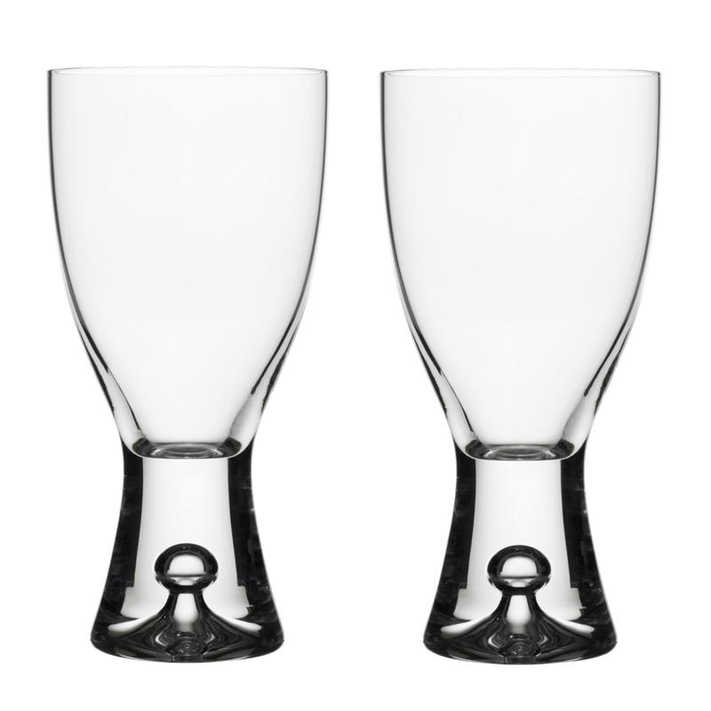 Sklenice na bílé víno Tapio, 0,18l, 2ks, čiré