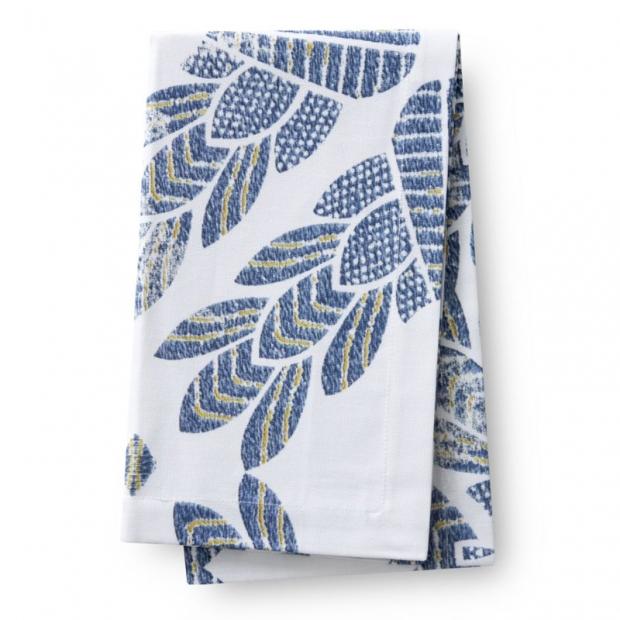 Běhoun Kestit 40x140, bílo-modrý