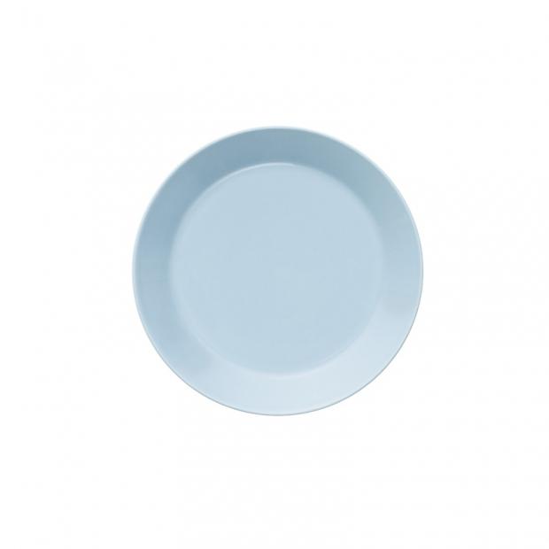 Talíř Teema 17cm, světle modrý