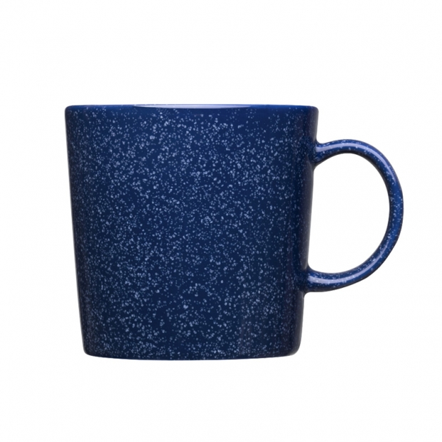 Hrnek Teema 0,3l, modrý s tečkami