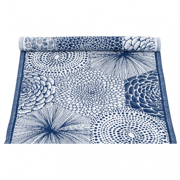Běhoun Ruut 48x150, modro-bílý