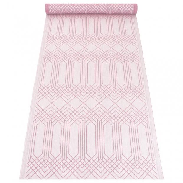 Běhoun Salka 46x150, růžový