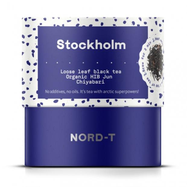 Sypaný čaj Stockholm 60g
