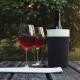 Chladicí nádoba na víno, černá