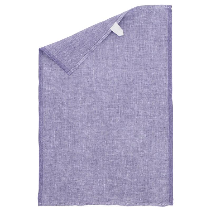 Utěrka Mono 48x70, fialová