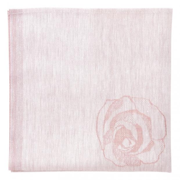 Ubrousek Ruusua 48x48, růžový