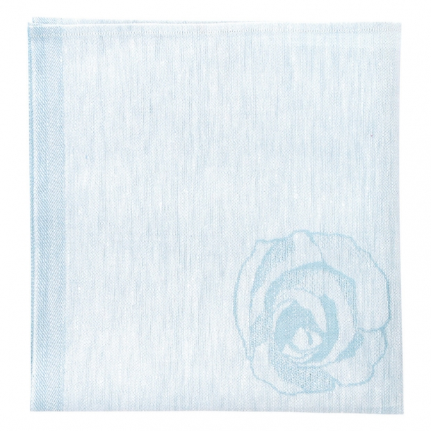Ubrousek Ruusua 48x48, modrý