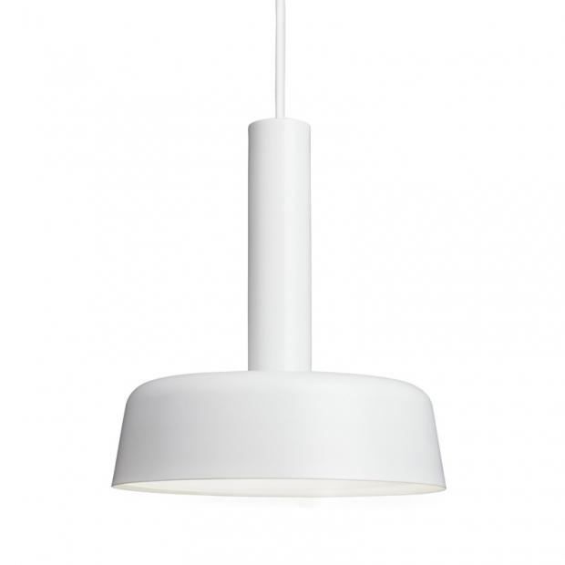 Závěsná lampa Cafe 240, bílá