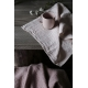 Vlněná deka Corona Uni 130x170, růžová