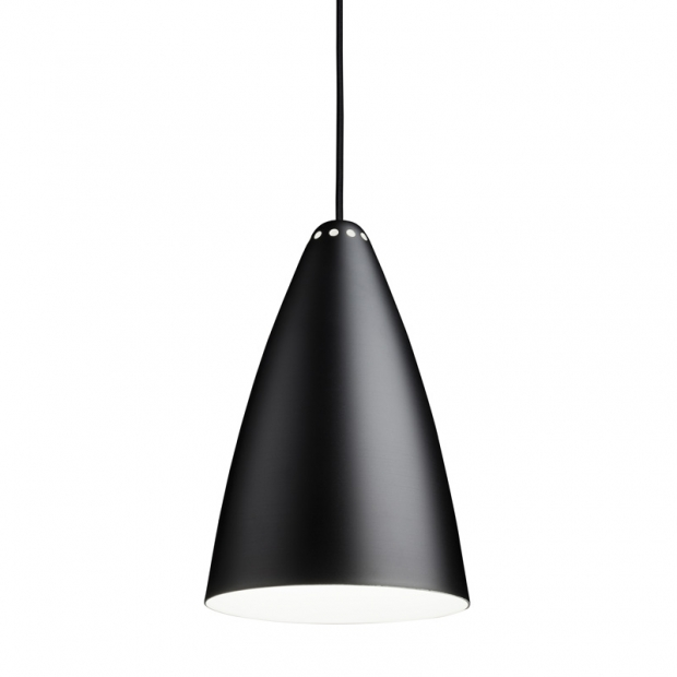 Závěsná lampa Laura 190, černá