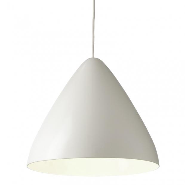 Závesná lampa Laura 320, biela