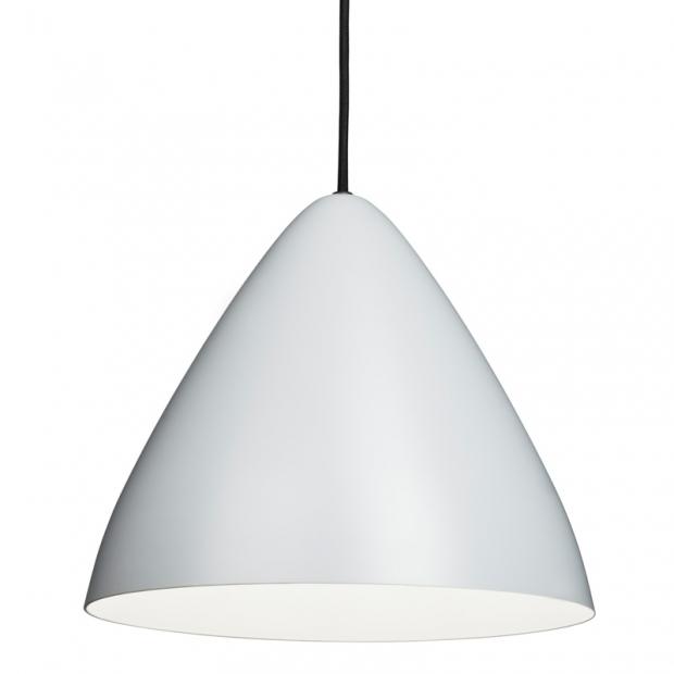 Závesná lampa Laura 320, sivá