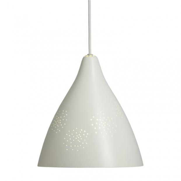 Závěsná lampa Lisa 270, bílá