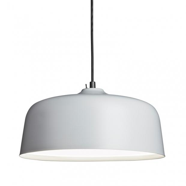 Závěsná lampa Candeo Bright Therapy, šedá