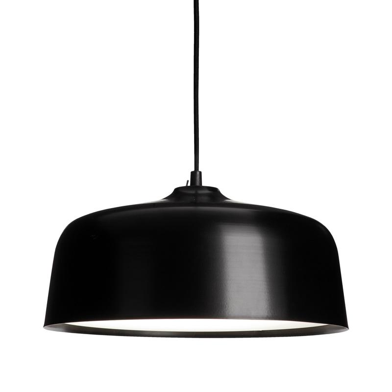 Závěsná lampa Candeo Bright Therapy, černá