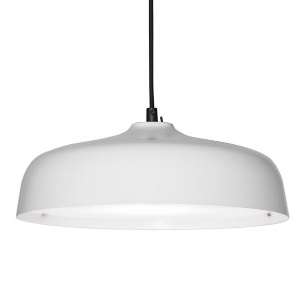 Závesná lampa Candeo Air Bright Therapy, biela