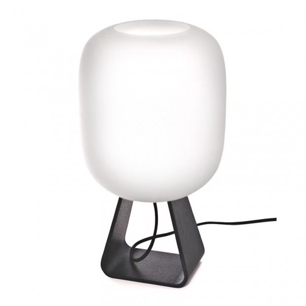 Stolná lampa Toad 1UP, čierna