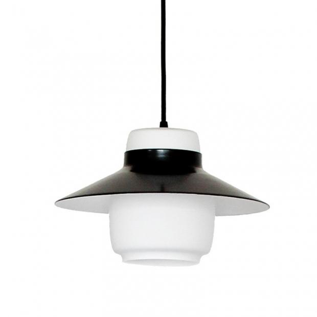 Závěsná lampa Lento 2, černá